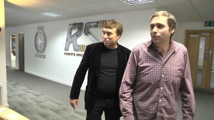 Watch Chris Roberts tour the Manchester Foundry 42 Star Citizen studio