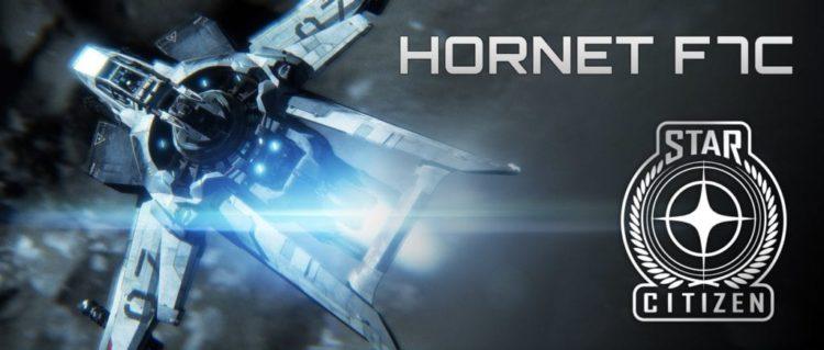 Watch the impressive Star Citizen Anvil Hornet ship video