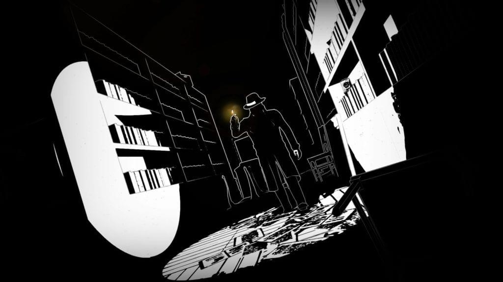 White Night to darken gaming libraries in March