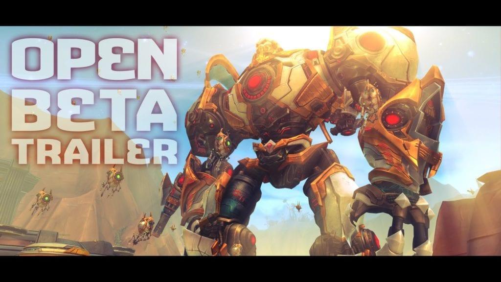 WildStar open beta kicks off with new trailer