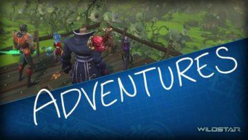 WildStar video details branching, randomised, player-driven Adventures