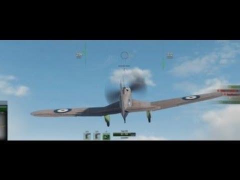 Win a World of Warplanes Supermarine Type 224 and 300 gold