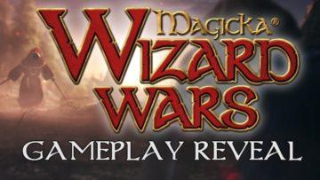 Wizard wheeze: Magicka: Wizard Wars gets gameplay trailer