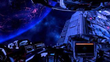 X Rebirth launch trailer is full of stars