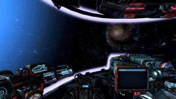 Xploration: X Rebirth shows off the long range scanner