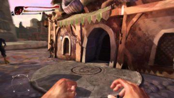 Zeno Clash 2 shows some bizarre bar-room brawling