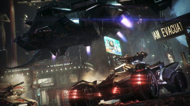 Batman: Arkham Knight gets AMD and Nvidia drivers