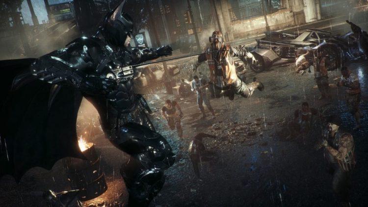 Batman: Arkham Knight raises minimum AMD card, acknowledges issues