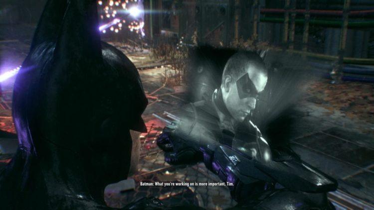 Batman: Arkham Knight PC patch returns AO and rain effects