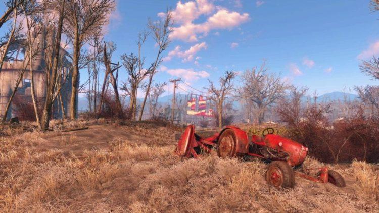 Fallout 4 tweak guide from NVIDIA