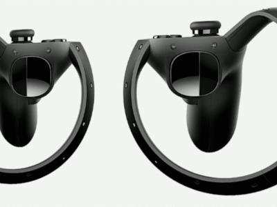 Oculus Touch Rift