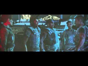 Aliens: Colonial Marines trailer features a familiar spaceship