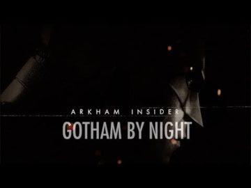 Batman: Arkham Knight 'Insider' trailer shows more of Gotham