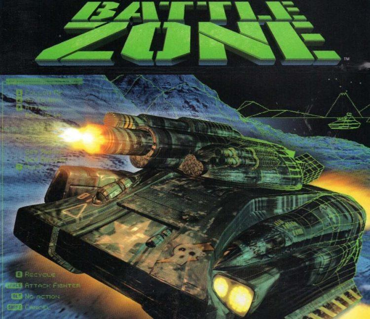 Rebellion also remastering 1998's Battlezone