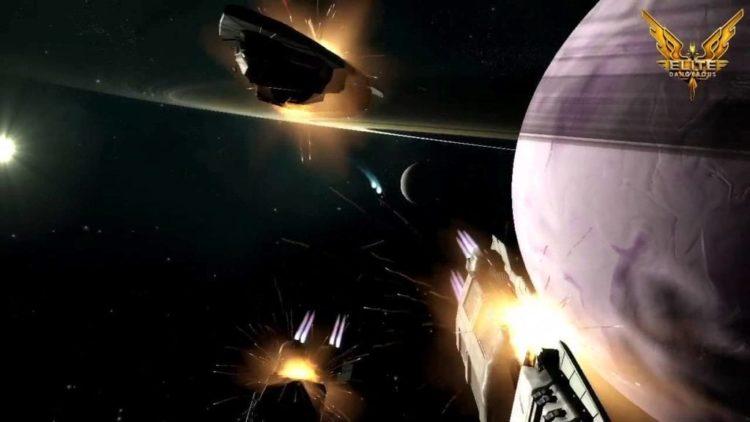 Braben explains Elite Dangerous roles in new gameplay video