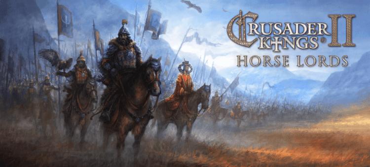 Crusader Kings 2's next DLC Khan have you horsing around