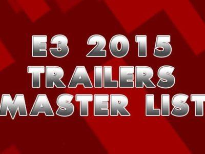 E3 Trailers