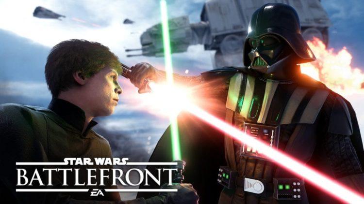 EA shows off five minutes of Star Wars: Battlefront