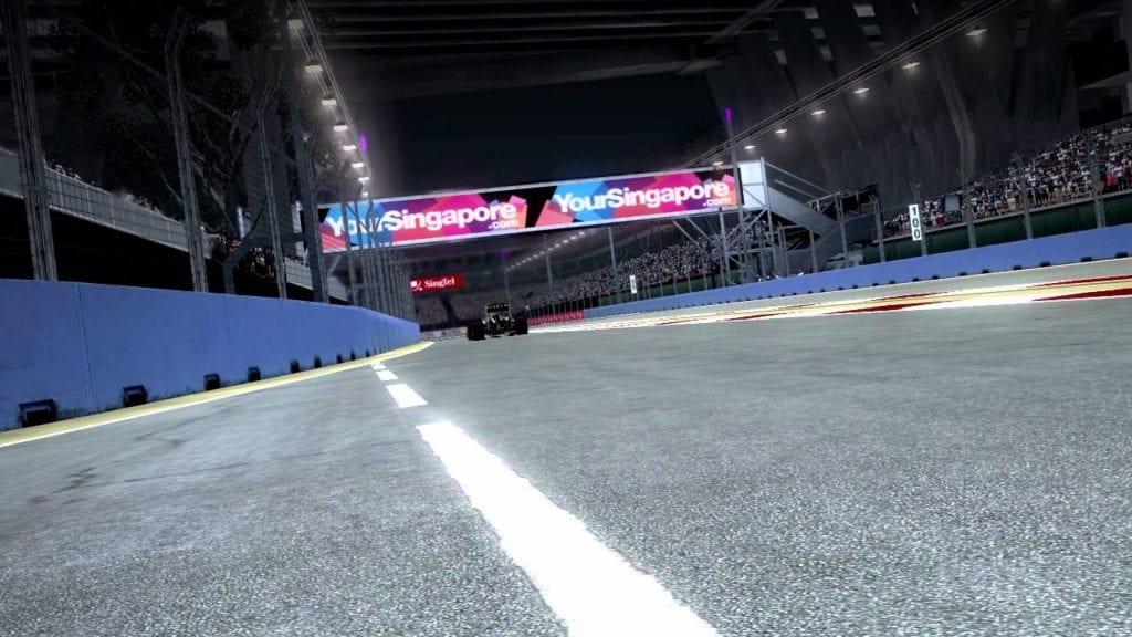 F1 2012 Champions Mode revealed