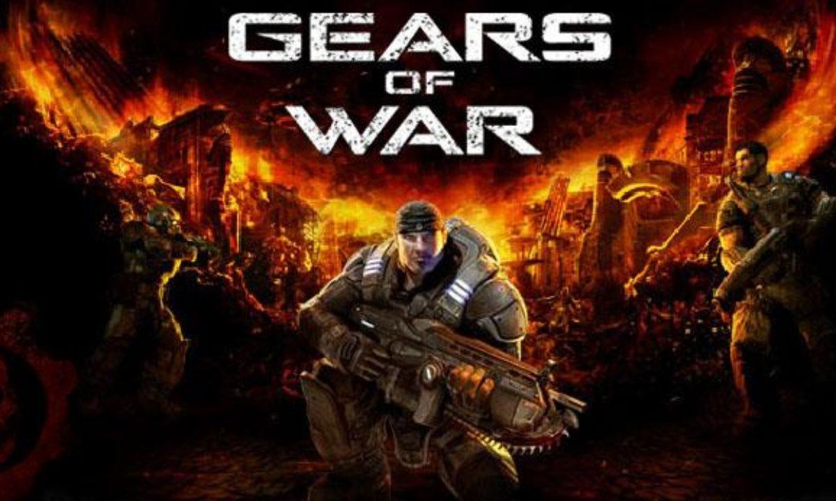 Gears of war pc games