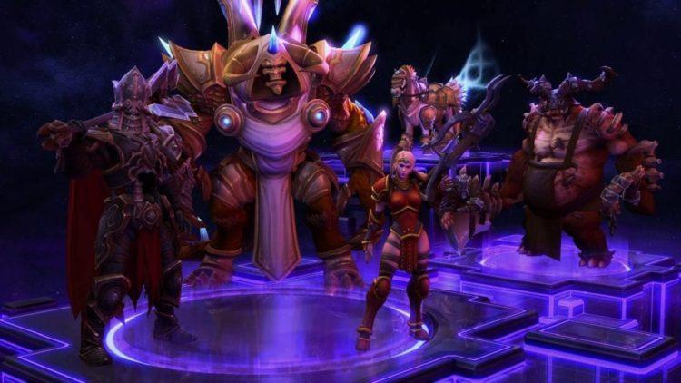 Heroes of the Storm's Eternal Conflict begins