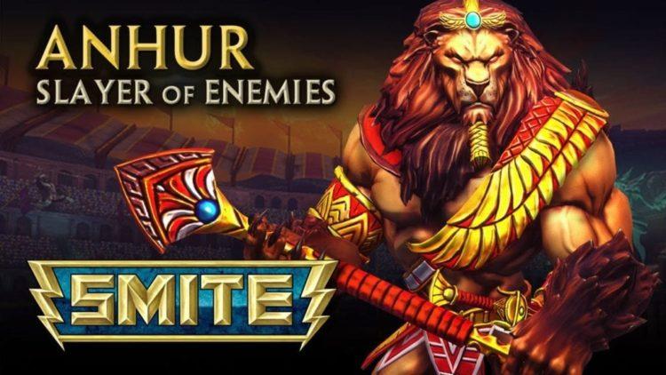 Hi-Rez introduce the Egyptian God of War to SMITE