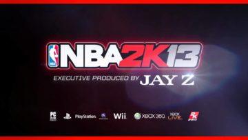 Jay-Z is executive producer on NBA 2K13