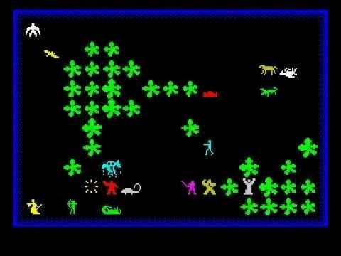 Late, breaking ZX Spectrum news: Julian Gollop is making a new Chaos