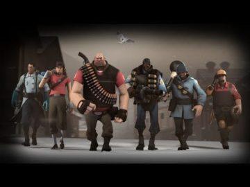 'Mann vs Machine' mode announced for Team Fortress 2