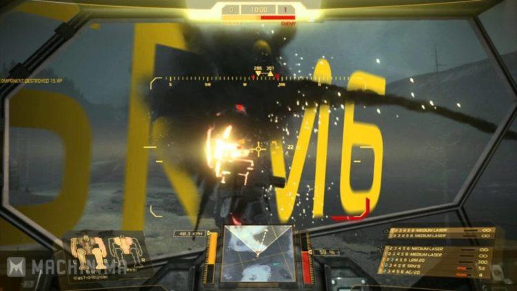 MechWarrior Online's Atlas Showcased in video