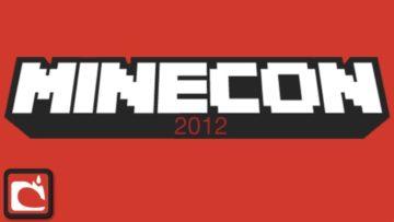 MineCon 2012 taking place at Disneyland Paris