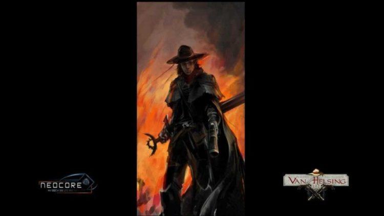 Mysterious Stranger is new protagonist for NeoCore's Van Helsing