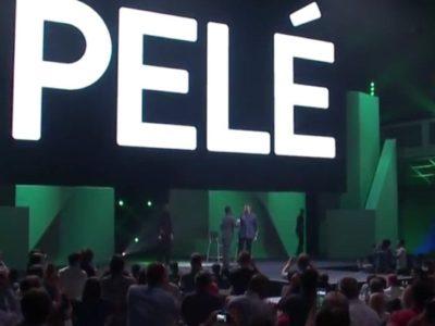 Yes, it's Pele