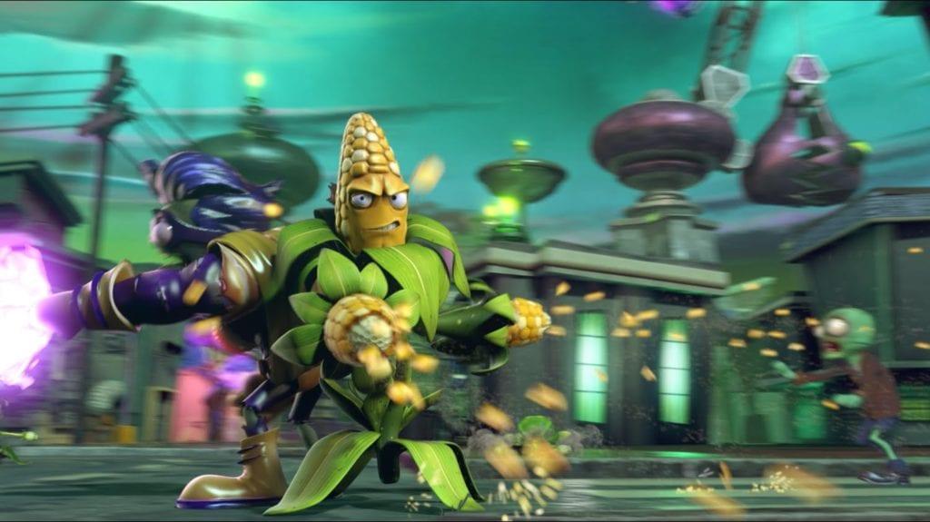 Plants Vs Zombies Garden Warfare 2 Sprouts An E3 Trailer Pc Invasion