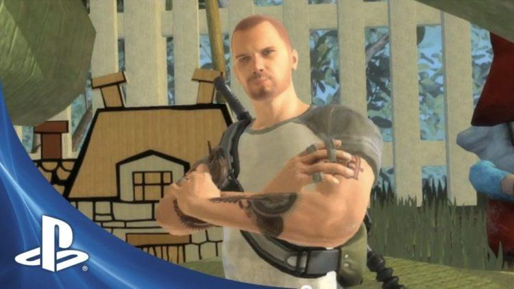 PlayStation All-Stars Battle Royale adds Cole MacGrath, Jak & Daxter