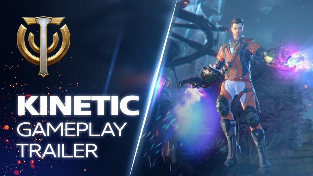 Skyforge Kinetic Gameplay Trailer