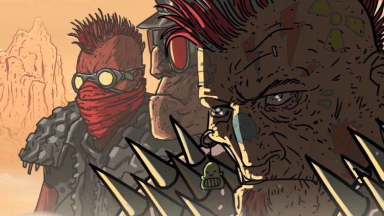 Skyshine's Bedlam E3 2015 Trailer