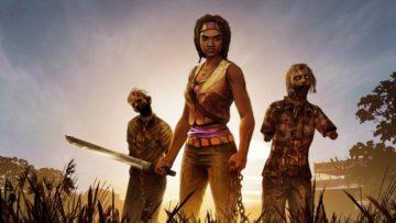 the walking dead: michonne (2)