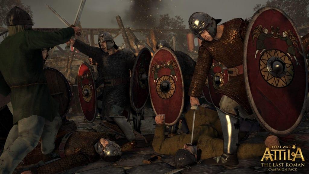 total war: attila the last roman