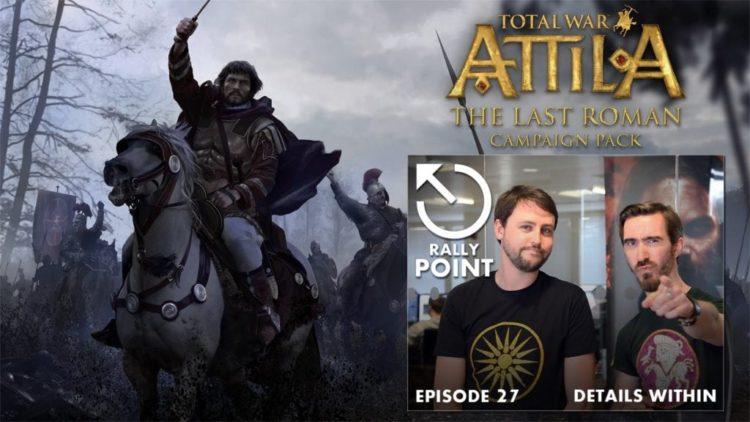 Total War: Attila to get new campaign DLC, The Last Roman