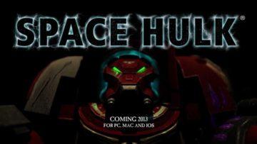 Turn-based Space Hulk game announced by Games Workshop