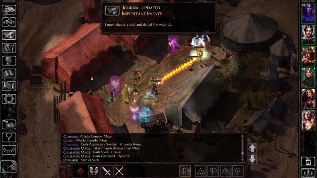 Baldur's Gate: Siege of Dragonspear is the new adventure