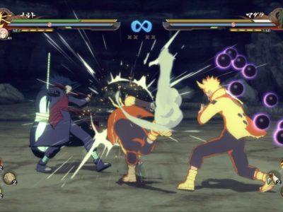 Naruto Shippuden - Ultimate Ninja Storm 4