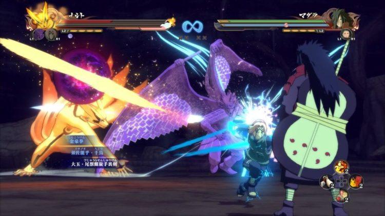 Yet more Naruto Shippuden: Ultimate Ninja Storm 4 screens