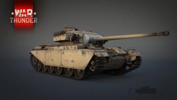 British tanks coming to War Thunder
