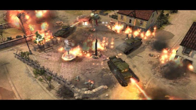 Company of Heroes 2 video looks at Churchill Tank variants