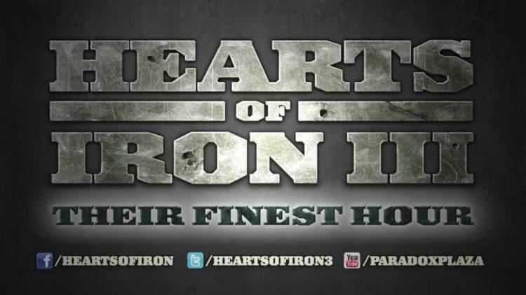 Hearts of Iron III: Their Finest Hour promises plenty of customisation [Video]