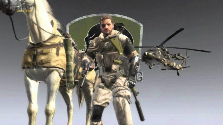 Metal Gear Solid V: The Phantom Pain video gets English version