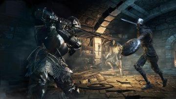 Dark Souls 3 screens are grim and creepy