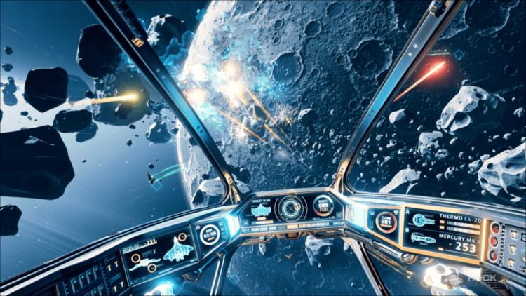 Everspace closing on Kickstarter goal – New video explains progression